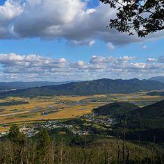 선도산에서 바라본 서악동 고분 Gyeongju, Mountains, Nature, Travel, Naturaleza, Viajes, Destinations, Traveling, Trips
