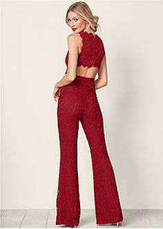 1a00769ce63 lace jumpsuit Lace Jumpsuit