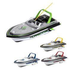 New Radio Remote Control RC Boat Super Mini Speed Boat Dual Motor Kid Toy