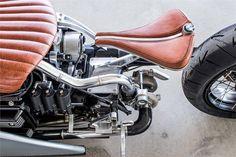 BMW Alpha Concept - pronta para Bonneville Salt Flats. - MotoNews - Andar de Moto