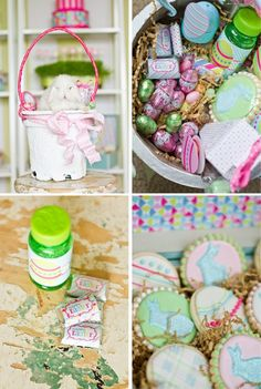 Spring and Easter Party Ideas