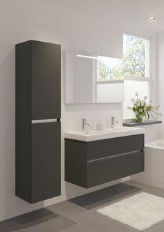 meubles de salle de bain cedam gamme extenso surmesure