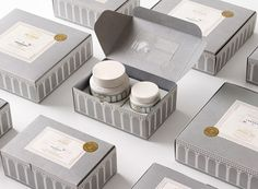 Cosmetic X Ceramic- The Therapy William Edwards Edition on Packaging of the World - Creative Package Design Gallery