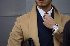 All things regarding men's fashion. Mens Fashion Blog, Best Mens Fashion, Men's Fashion, Fasion, Fashion Clothes, Winter Fashion, Dapper Gentleman, Gentleman Style, Latest Design Trends