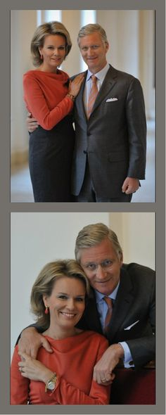 Ready for Royalty:  Crown Prince Phillipe and Crown Princess Mathilde of Belgium, The Duke and Duchess of Brabant