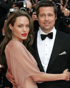 brad pitt and angelina jolie | ... Brad Pitt and Angelina Jolie has finally come to an end. The News of