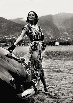 1947 car and dress, love , love, love