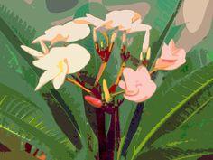 'Mauritius erblüht' von Dirk h. Wendt bei artflakes.com als Poster oder Kunstdruck $18.03