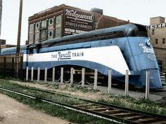 The Rexall Train