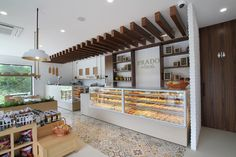 VISTA refrigerated display cases. JORDAO COOLING SYSTEMS 2019® Cheese Shop, Display Cases, Cold Meals, Deli, Contemporary Design, Purpose, Shops, Shelves, Bread
