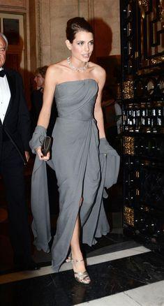 Charlotte Casiraghi, Elie Saab, Royal Fashion, Look Fashion, Party Dresses Uk, Dresses 2013, Dress Party, Formal Dresses, Prom Dresses