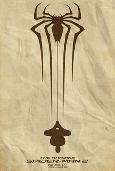The Amazing Spiderman 2 - Poster by disgorgeapocalypse.deviantart.com