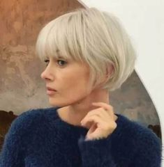 Chic Short Bob Haircuts for 2018 - Bob hairstyles are increasingly being loved by many women all over the world. Besides the fact that they make you look better than any other haircut it still allows you to change your look and still have that elegant outlook.