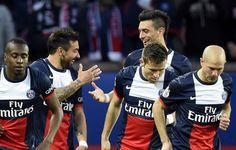Monaco empata, e PSG é campeão francês antes de entrar em campo. http://folha.com/no1450784 pic.twitter.com/ejGWx2UdeH