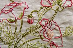 embroidery back stitch