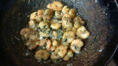 Garlic Butter prawn