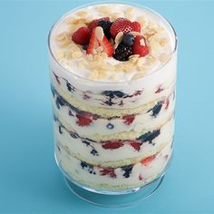 Try this Classic English Trifle recipe by Chef Anna Olson. This recipe is from the show Bake With Anna.