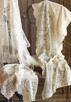 Jennelise~ more gorgeous lace~❥