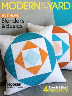 Debby Kratovil Quilts: Modern by the Yard - Updated with FREE download