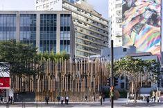 JAPAN HOUSE São Paulo © Tatewaki Nio