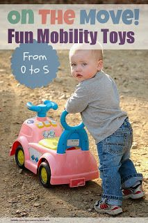 Totally fabulous mobility toys that make perfect Christmas gifts