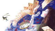 Victoria Fomina, Alice in Wonderland