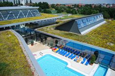 Green roofs - Optigreen system solutions for green roofing