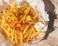Patatas fritas / trucos