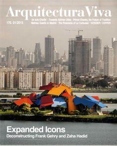 Arquitectura viva núm.170/2015 http://www.arquitecturaviva.com/es/Shop/Issue/List?magID=1  http://cataleg.upc.edu/record=b1017385~S1*cat