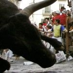 San Fermín, Pamplona, Spain — by Stoke Travel. Run for your life (Sometimes, literally). Not a morning person you say? No better way to cure a hangover from the. Pamplona Spain, Running Of The Bulls, Small Luxury Hotels, Beautiful Hotels, Hotel Deals, Get Outside, Travel Style, Travel Photography, Around The Worlds