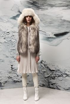 Tess Giberson - Fall 2015 Ready-to-Wear - Look 9 of 22