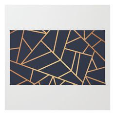 Copper And Midnight Navy Rug (39 AUD) ❤ liked on Polyvore featuring home, rugs, dark blue rug, navy blue area rug, patterned rugs, chevron pattern rug and woven rug