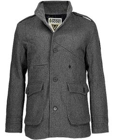 volcom jacket. Great detailing
