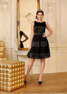 Kleid, BODYFLIRT Funtastic little black dress.