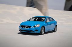 2013 Volvo S60 T6 AWD R-Design First Test - Motor Trend