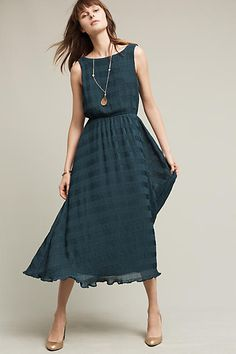 Beryl Midi Dress - anthropologie.com