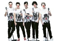 One Direction-Red Nose Day