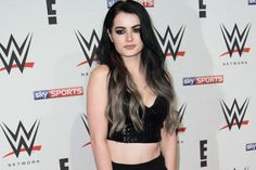 LONDON, ENGLAND - APRIL 18:  Paige arrives for WWE RAW at 02 Brooklyn Bowl on April 18, 2016 in London, England.  (Photo by Ian Gavan/Getty Images)