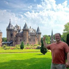 #TravelingHorns #Holland #Hookem   @texas.daniel