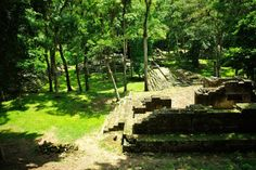 Amazing and mysterious Mayan Ruins in Copan