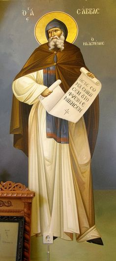 Themis Petrou - Saint Athanasio's Church - Find Creatives Byzantine Art, Byzantine Icons, Religious Icons, Religious Art, Greek Icons, Orthodox Icons, Fresco, Saints, Ikon