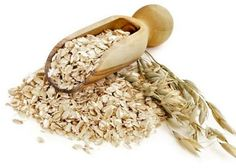 Informação Nutricional - Aveia em flocos. Porção, calorias, gorduras totais, saturadas, trans, colesterol, sódio, carboidratos, fibras, açúcar, proteínas,