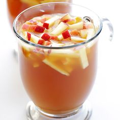 """Nothing says """"fall"""" more than this homemade apple cider recipe."""
