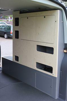 Campermeubel | Volkswagen Transporter T5 - ombouw naar Camper