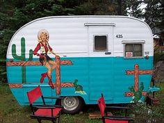 Cowgirl Camper
