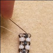 This is a Technique Tutorial demonstrating Cubic Right Angle Weave. CRAW is a 3-Dimensional bead weaving technique that will greatly enhance your Jewelry Designs. This PDF provides step by step Photos and Written Instructions to insure your success. Master this technique and move on to my beautiful CRAW Project Patterns.    Related