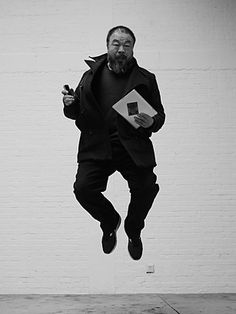Ai Wei Wei...Self Portrait for Time   detained for 81 days in Beijing