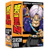 Dragon Ball Z: Season Four (Garlic Jr., Trunks, and Android Sagas) (DVD)By Miyoko Aoba