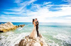 Kae and Galen's Gorgeous Wedding at Wayfarers Chapel and the Portofino Hotel  Marina, Redondo Beach! Beautiful Day Photography