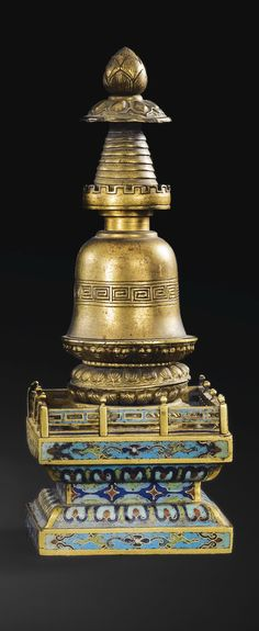 Rare Chinese Natural White Crystal Carving Buddhism Temple Tower stupa Pagoda